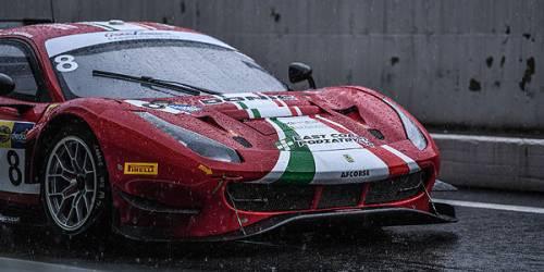 Italian GT Endurance – Pergusa 22-23/05/2021