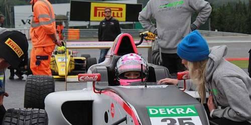 ADAC Formel 4 Spa-Francorchamps (19.-21. Juni 2015)