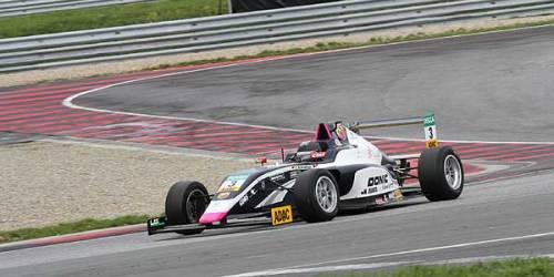 ADAC Formel 4 Oschersleben (15.-17. April 2016)