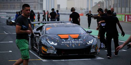 Lamborghini Super Trofeo Dubai 1