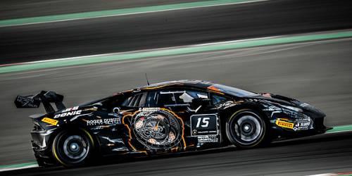 Lamborghini Super Trofeo Dubai 2