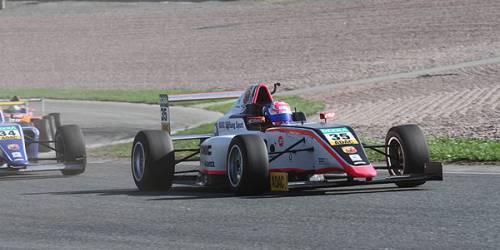 ADAC Formel 4 Sachsenring (28.-30. August 2015)