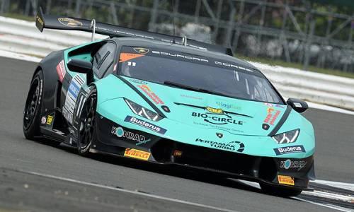 Lamborghini Super Trofeo Europe: Platz acht für Carrie Schreiner in Silverstone