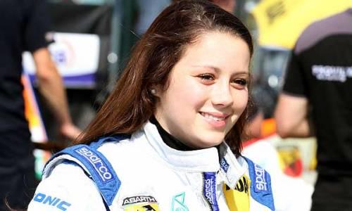 ADAC Formel 4: Weiterer Aufwärtstrend für Carrie Schreiner