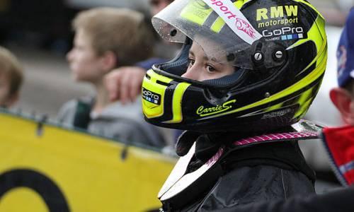 Memorial Race in Kerpen: Podium für Carrie Schreiner