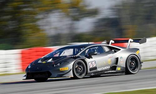 Carrie Schreiner wechselt mit dem FFF Lamborghini Squadra Corse Team in den GT Sport