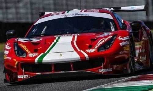 Carrie Schreiner wechselt zum Ferrari Werksteam AF Corse