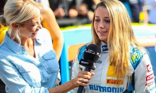 Carrie Schreiner auch 2020 wieder im ADAC GT Masters