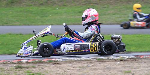 5. Lauf ADAC Kart Masters in Wackersdorf (21. bis 22. September 2013)