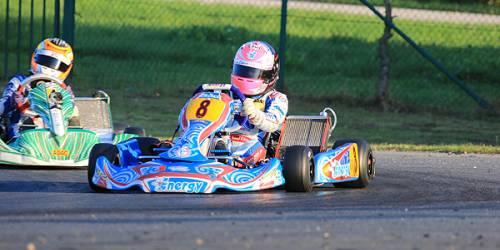 ADAC Kart Masters in Wackersdorf am 27./28.09.2014