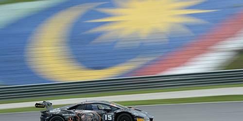 Lamborghini Super Trofeo Asien Sepang (08./09.04.17)