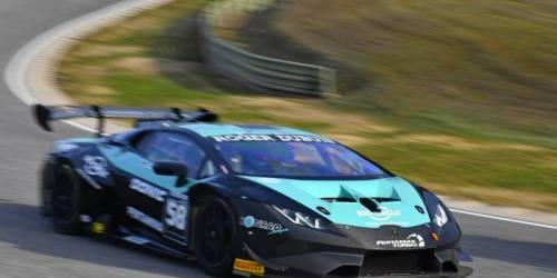 Lamborghini Super Trofeo Abu Dhabi