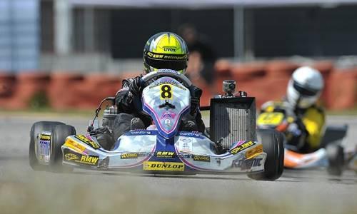 Zweiter Meisterschaftstitel 2012 für Carrie Schreiner