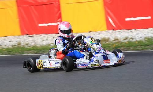 Bildergalerie 5. Lauf ADAC Kart Masters in Wackersdorf