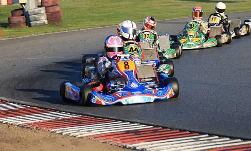 Bildergalerie vom Saisonfinale des ADAC Kart Masters in Wackersdorf