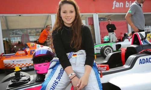 Carrie Schreiner reist optimistisch zum Saisonfinale nach Hockenheim