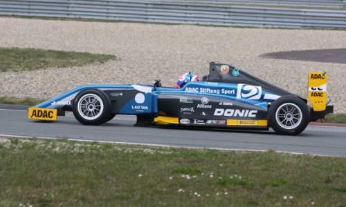 Bildergalerie Offizieller Testtag ADAC Formel 4 Oschersleben