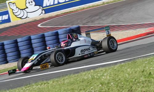 Fotogalerie ADAC Formel 4 Oschersleben