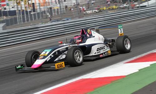 Fotogalerie ADAC Formel 4 Red Bull Ring