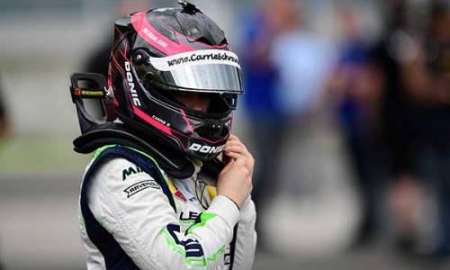 ADAC Formel 4: Carrie Schreiner auf dem Lausitzring durch Krankheit gestoppt