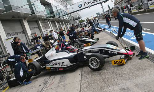 Fotogalerie ADAC Formel 4 Nürburgring