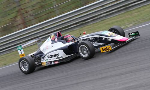 Fotogalerie ADAC Formel 4 Zandvoort (NL)