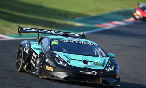 Lamborghini Weltfinale: Zweimal P4 bei Europarennen und viel Pech beim Weltfinale