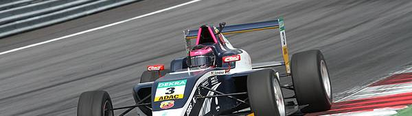 ADAC Formel 4 Red Bull Ring (22.- 24. Juli 2016)